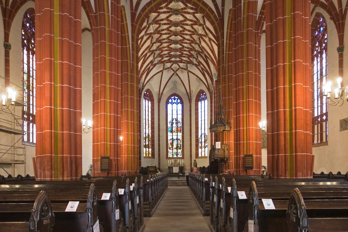 Johanneskirche Saalfeld Michael Miltzow
