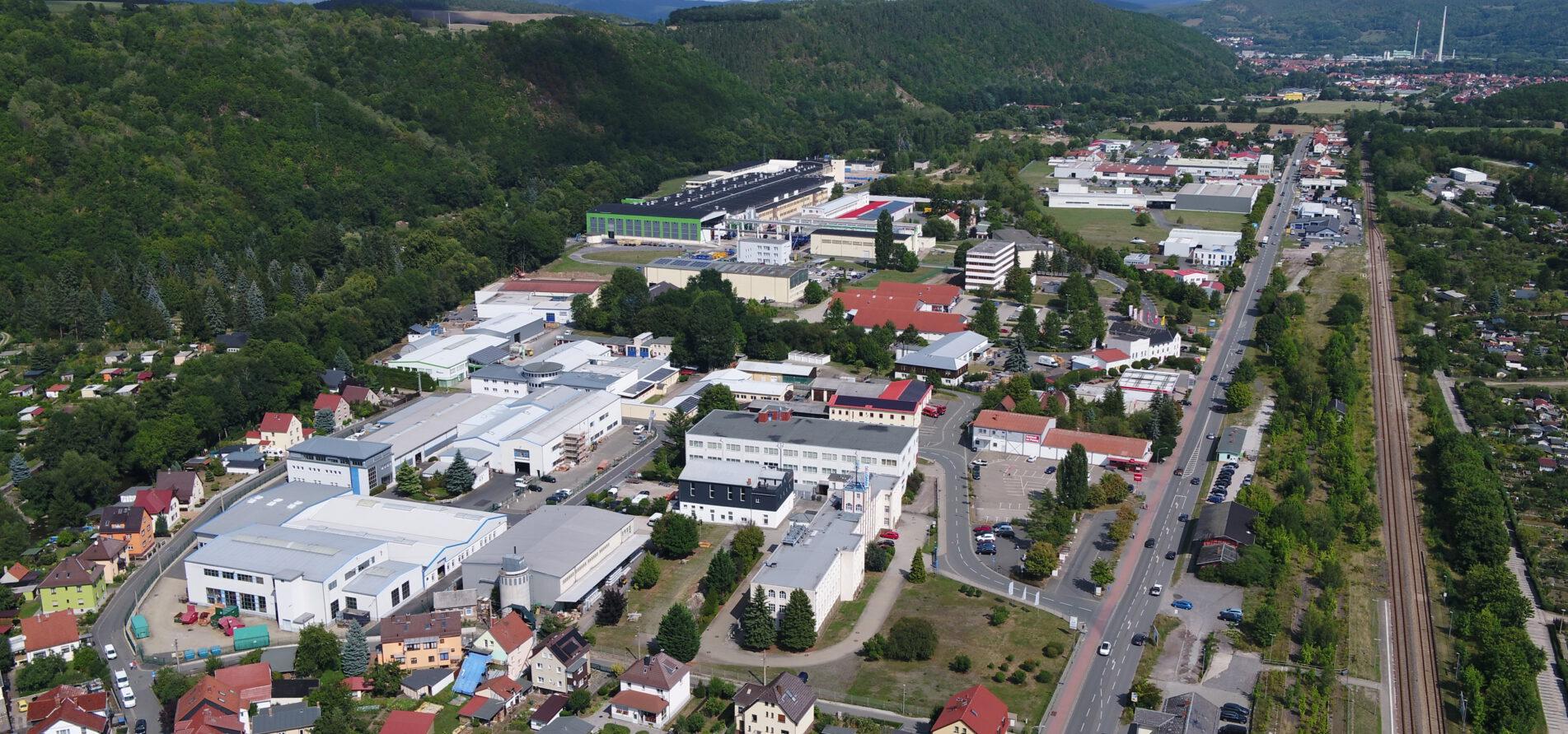 Bad Blankenburg Pfarreichen